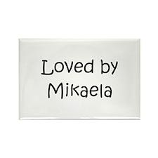 Unique Mikaela Rectangle Magnet