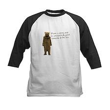 Wicker Man Bear Suit Punch Tee