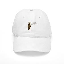 Wicker Man Bear Suit Punch Baseball Cap