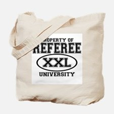 Referee University Tote Bag