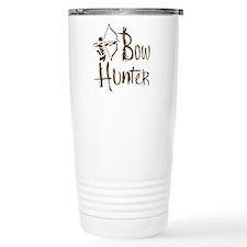 Bow Hunting Thermos Mug