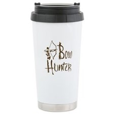 Bow Hunting Travel Coffee Mug