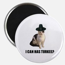 Can has turkee Magnet
