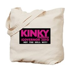Funny Kinky friedman Tote Bag
