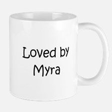 Unique Myra Mug
