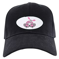Angel Heart and Rainbow Baseball Hat