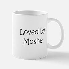 Unique Moshe Mug
