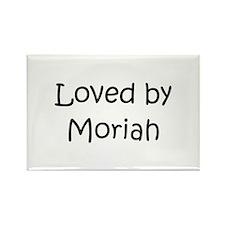Cute Moriah Rectangle Magnet (10 pack)