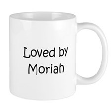 Unique Moriah Mug