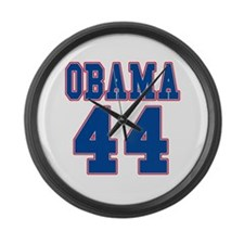 President barack Obama Large Wall Clock