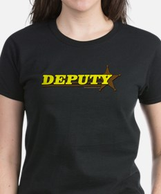 DEPUTY ~ YELLOW-BROWN Tee