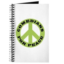 Comedians For Peace Journal