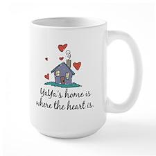 YaYa's Home is Where the Heart Is Mug