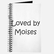 Cute Moises Journal