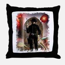 The Dark Tower Throw Pillow 2
