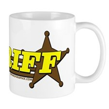 SHERIFF ~ YELLOW-BROWN Mug