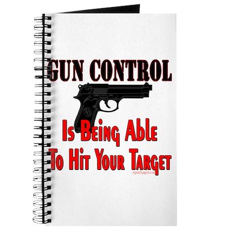 GUN CONTROL ~ HANDGUN Journal