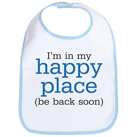 Happy Place Bib