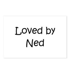 Cool Ned Postcards (Package of 8)