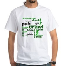 St. Patrick's Day Pub Crawl Shirt