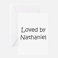 Funny Nathaniel Greeting Card