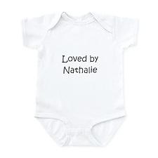 Funny Nathalie Infant Bodysuit