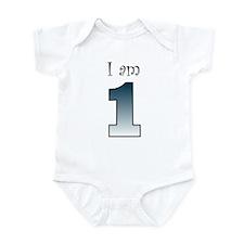 Age 1 Infant Bodysuit