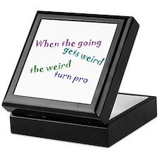 Weird Pro Keepsake Box