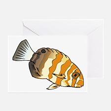 Clown Fish Greeting Cards (Pk of 10)