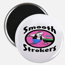 Smooth Strokers billiards Magnet