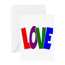 LOVE & Friendship Greeting Card