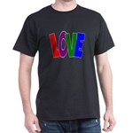 LOVE & Friendship Dark T-Shirt