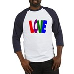 LOVE & Friendship Baseball Jersey