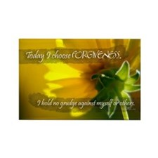 Choose Forgiveness Rectangle Magnet (100 pack)