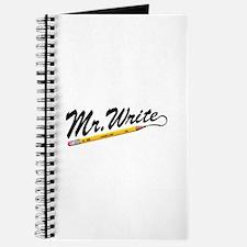 'Mr. Write' Author's Journal