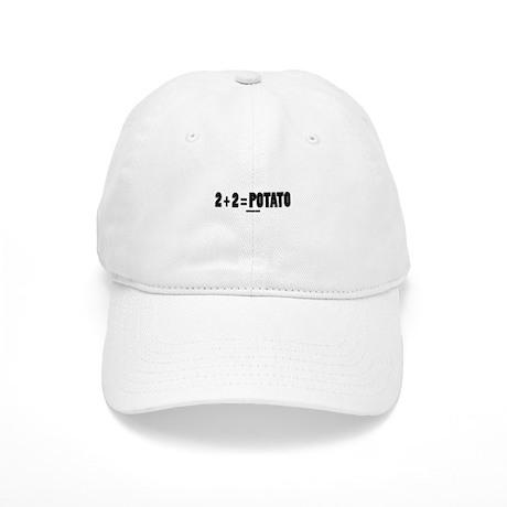 2+2=POTATO Cap