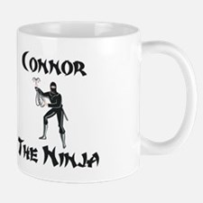 Connor - The Ninja Mug