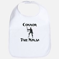 Connor - The Ninja Bib