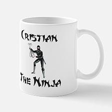 Cristian - The Ninja Small Small Mug