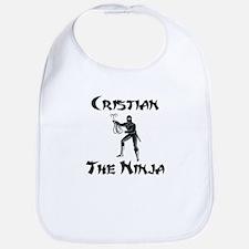 Cristian - The Ninja Bib