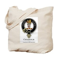 Clan Chisholm Tote Bag