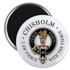 Clan Chisholm Magnet