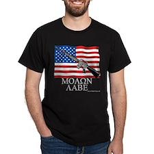 Molon Labe Men's T-Shirt