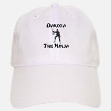 Dakota - The Ninja Baseball Baseball Cap