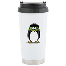 Frankenstein Penguin Travel Mug