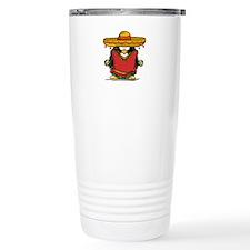 Fiesta Penguin Thermos Mug