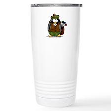 Golf Penguin Travel Mug