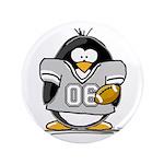 Silver Football Penguin 3.5