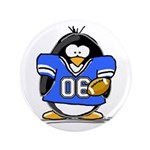 Blue Football Penguin 3.5