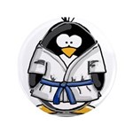 Martial Arts blue belt pengui 3.5